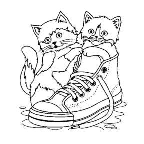 cat coloring pages free o7j6q
