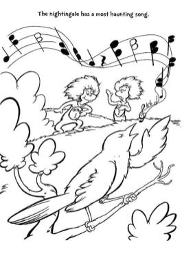 Cat In The Hat Coloring Pages 4VFR