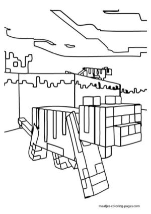 Minecraft Coloring Pages Free Printable 2ctl