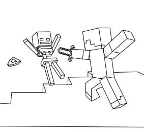 Minecraft Coloring Pages Free Printable 7stz