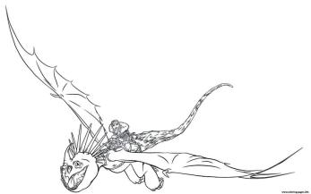 How to Train Your Dragon Coloring Pages for Kids Astrid and Her Dragon Stormfly
