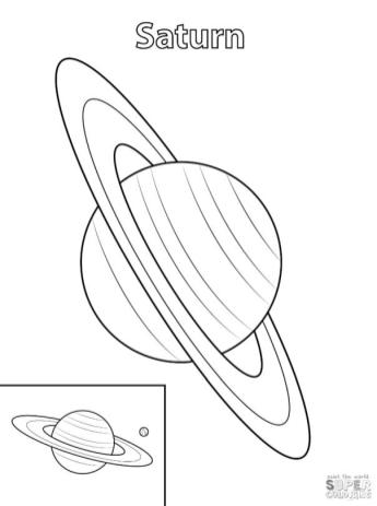 Solar System Coloring Pages Free to Print str8