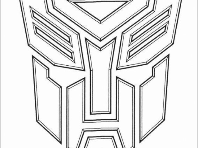 Get This Printable Image of Optimus Prime Coloring Page