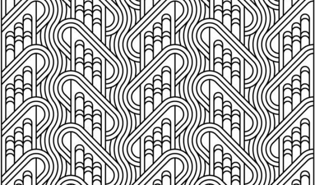 Get This Printable Tessellation Coloring Pages Free 4b2na