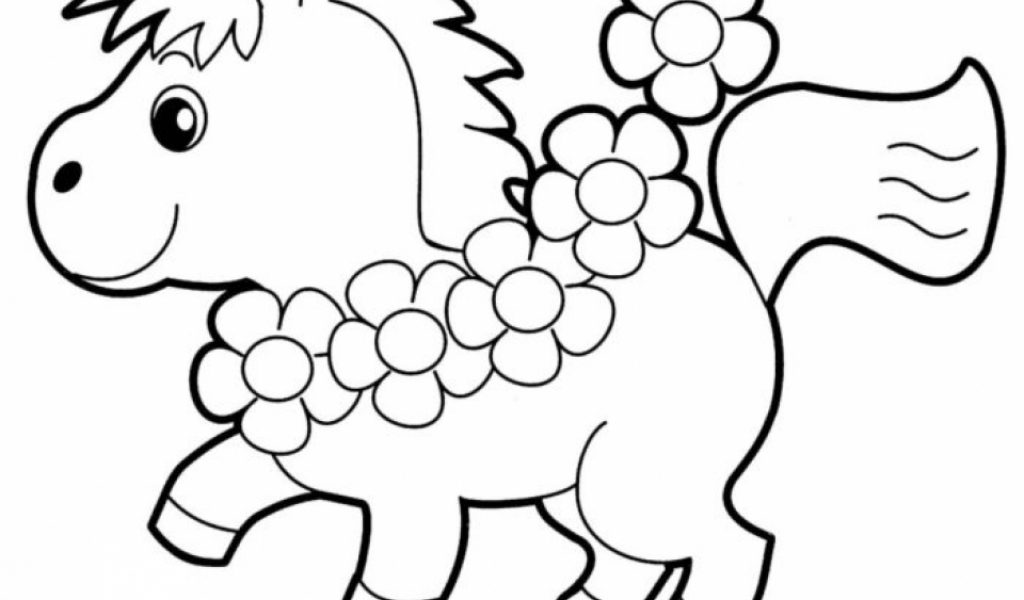 Get This Toddler Coloring Pages Easy Printable 37580