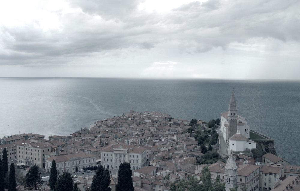 Town on Riviera