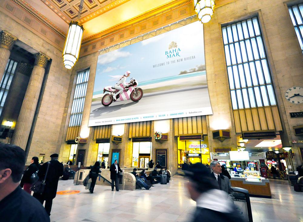 Philadelphia Station Takeover