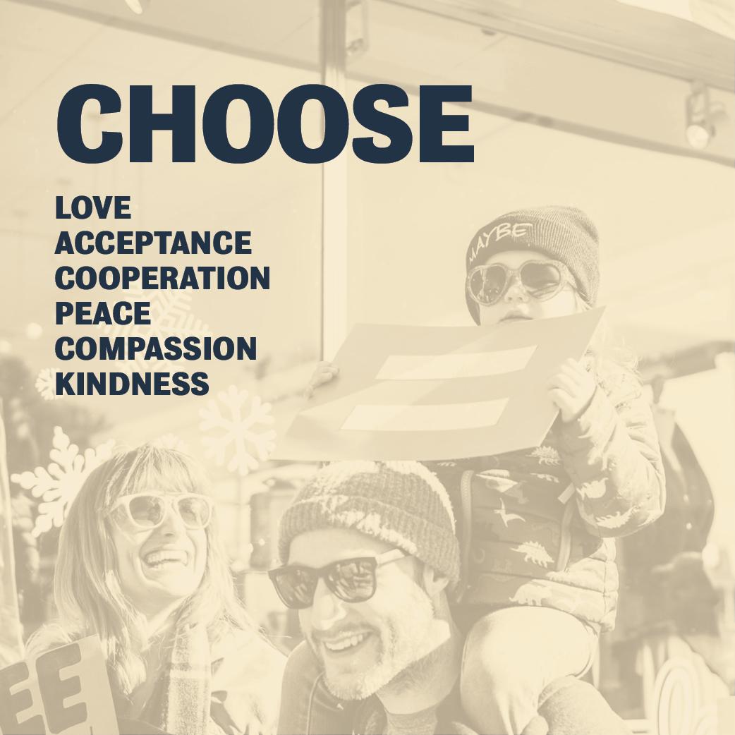 Social media graphic - Choose