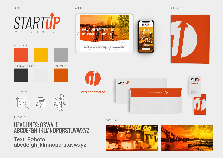 Startup Virginia styles
