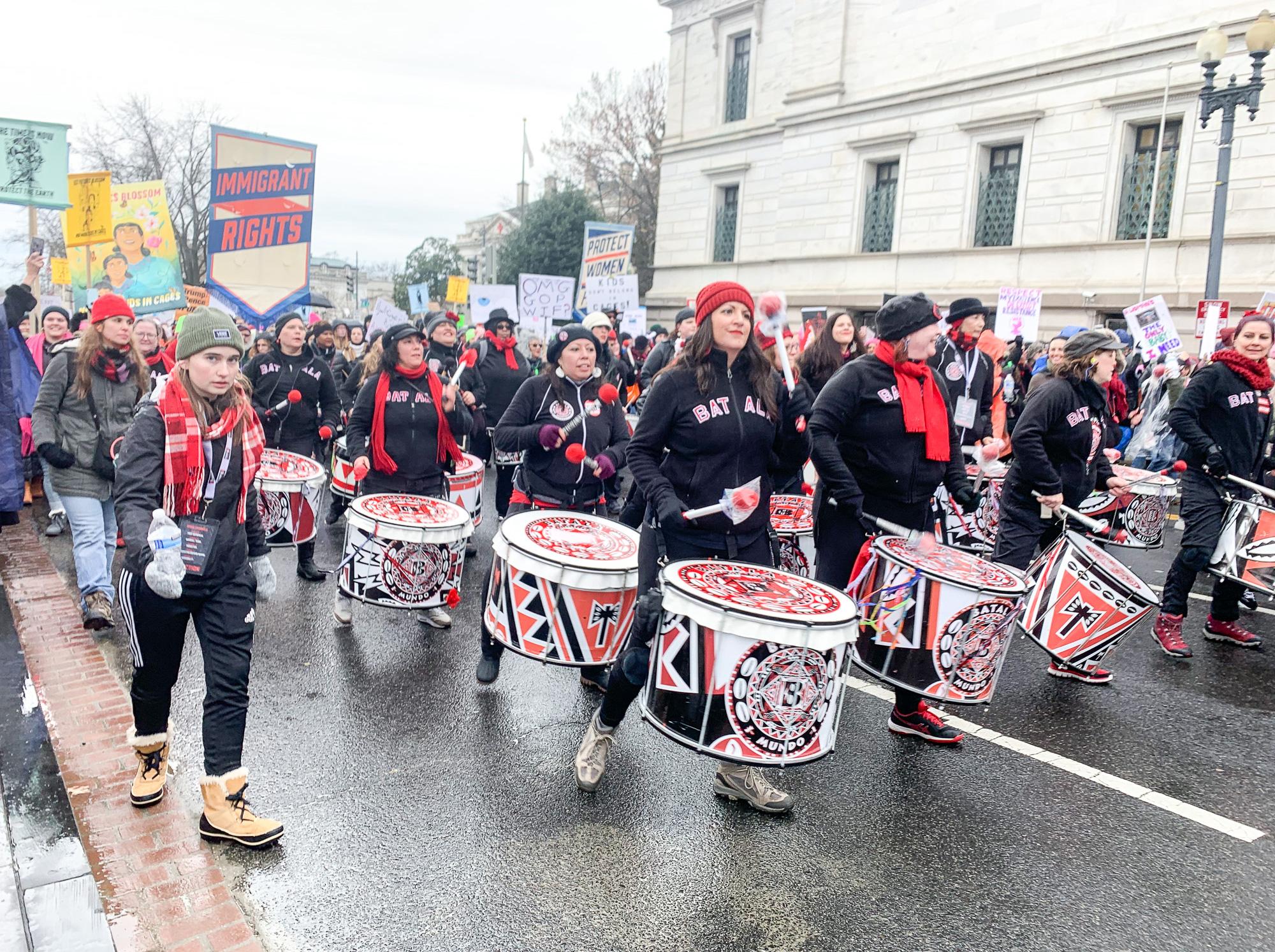 Batali drummers