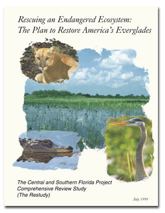 "Water Managers Publish the Central and Southern Florida Comprehensive Review Study (""Restudy"")"