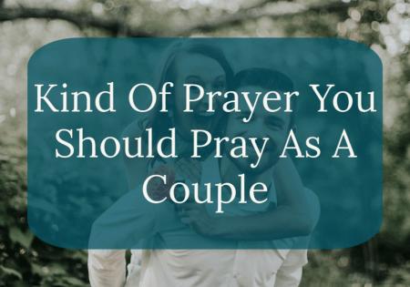 couple prayer