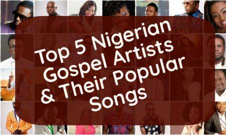 top Gospel Music artiste Nigeria