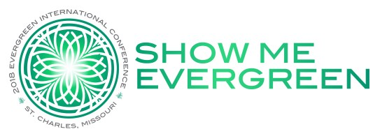 2018 Evergreen Conference Logo