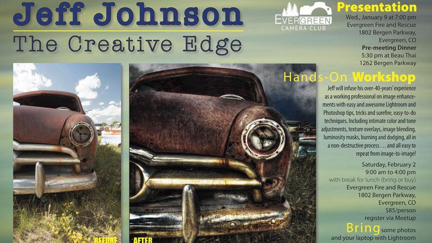 The Creative Edge with Jeff Johnson
