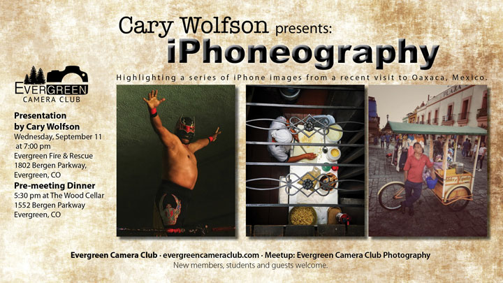 CARY WOLFSON — iPhoneography