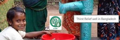 EverGreenCoin Water, every drop counts!