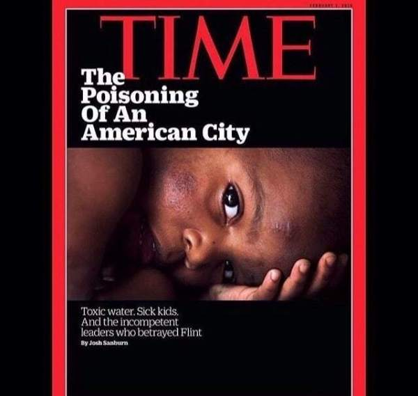 Flint Time Cover