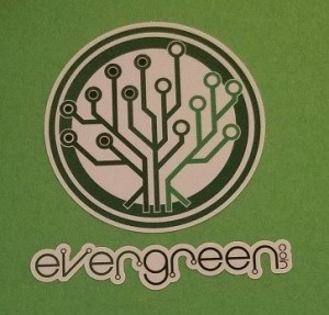 EverGreenCoin Decal