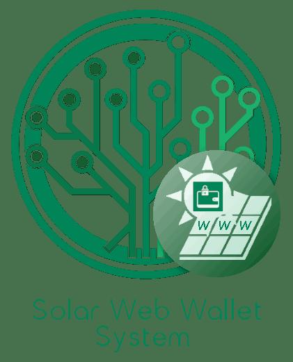 EverGreenCoin Solar Web Wallet System