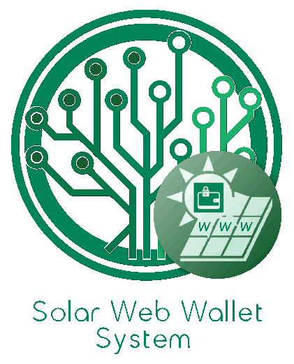 EverGreenCoin Solar Web Wallet System