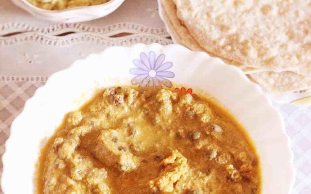 Tuvar lilva masala curry| Green pigeon peas curry| Togare kalu curry