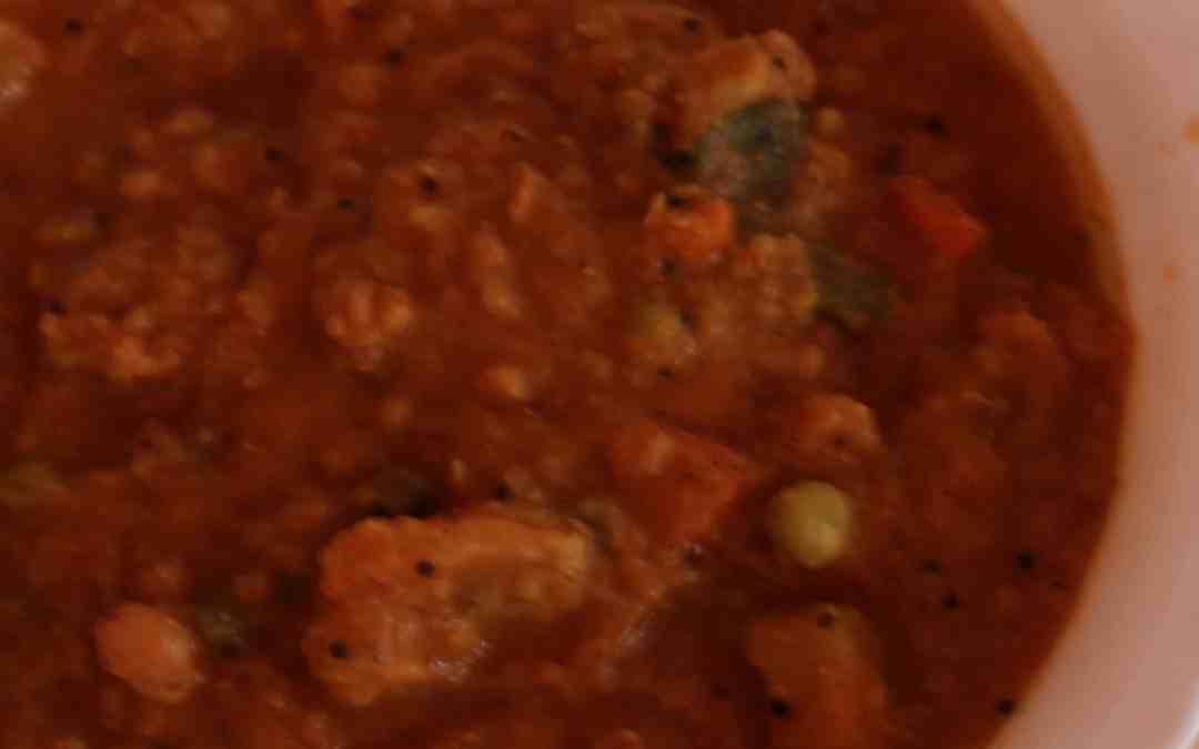 Mixed Vegetable Kootu | South Indian Kootu