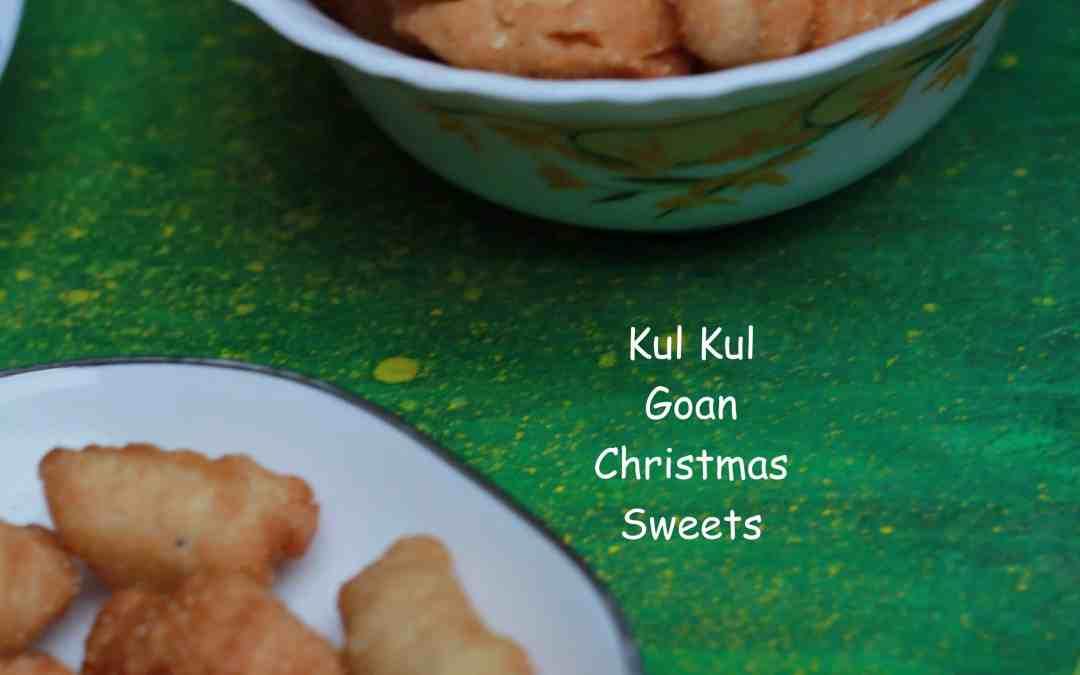 Kul Kul / Goan Christmas Sweet