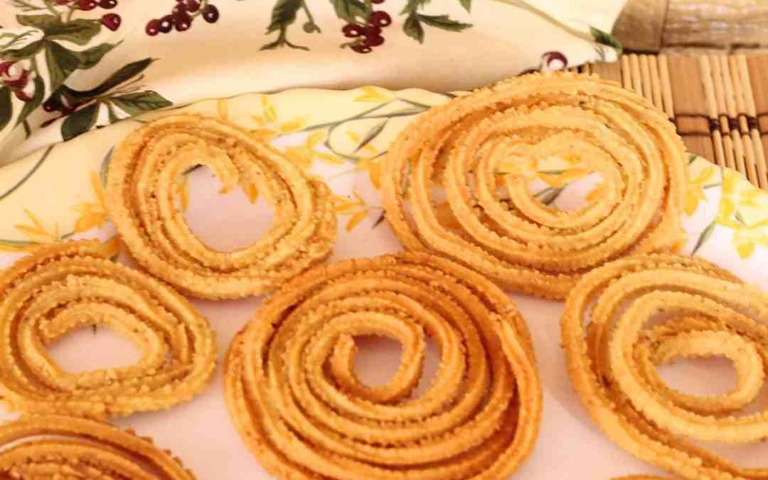 Butter Murukku / murukku recipe