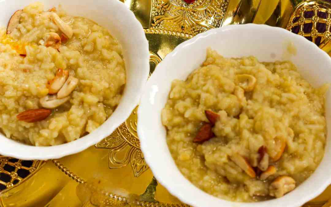 Sweet Pongal Recipe | Sakkarai Pongal
