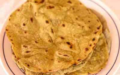 Sajje Rotti Recipe | Pearl millet Roti | Bajra Roti