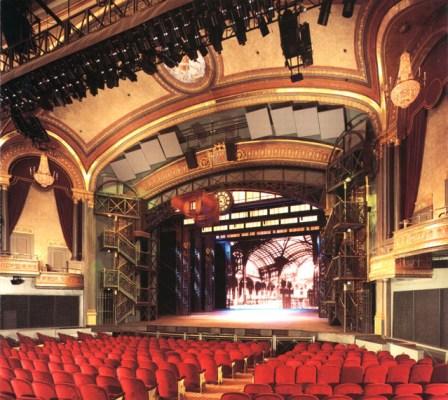 The Lyric Theatre, New York City - EverGreene