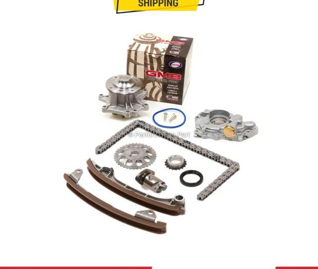 Image Is Loading Timing Chain Kit Water Oil Pump 00 06