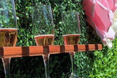 Wine Flute Holders