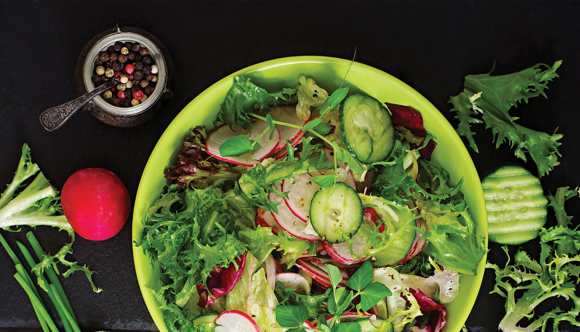 Our Menu - Evergreen Fine Fresh Foods - Englewood, NJ