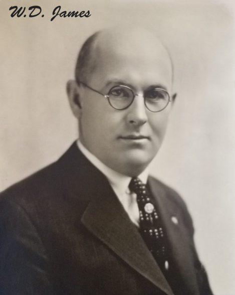 William D. James