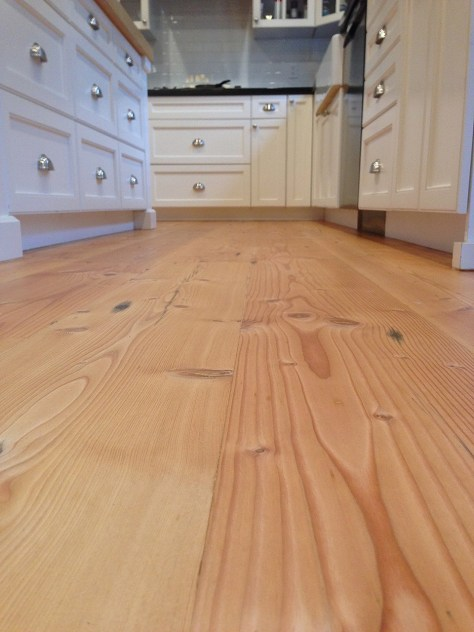 Fir hardwood floor refinish