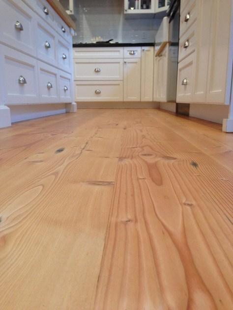 Fir hardwood floor refinish