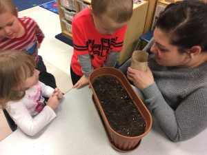 Head Start Extension Programs in the Classroom