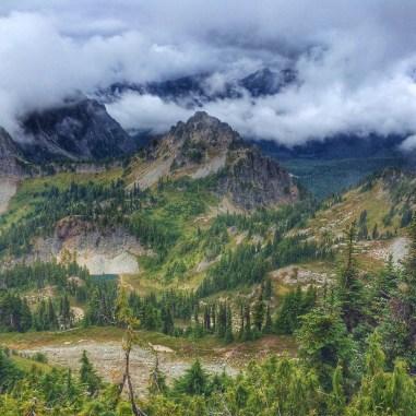 View from Plummer Peak