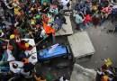 કિસાનોની ટ્રેક્ટર પરેડ : કિસાનો દિલ્હીમાં ઘુસી લાલ કિલ્લા સુધી પહોંચી ગયા