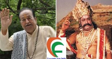 રામાનંદ સાગરની પ્રખ્યાત 'રામાયણ'ના લંકેશનું પાત્ર ભજવનાર અરવિંદ ત્રિવેદીનું નિધન…..