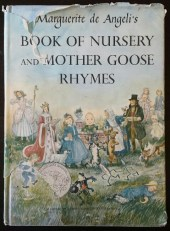 marguerite de angelis book of nursery rhymes