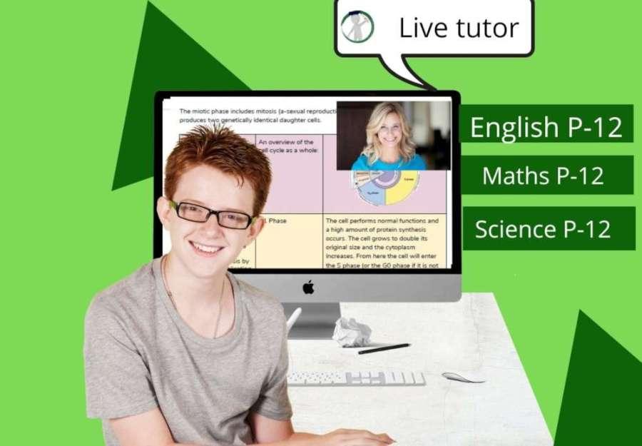 live online tutor