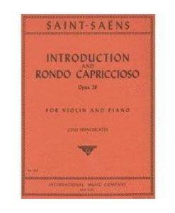 Saint-Saens Rondo Capricciosa