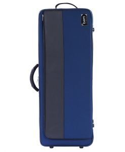 "Bam France Blue Artisto 16-7/8"" Viola Case"