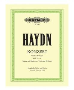 Franz Joseph Haydn Concerto No. 4 in G Major