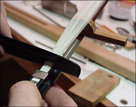 Evergreen Violin - Repairs
