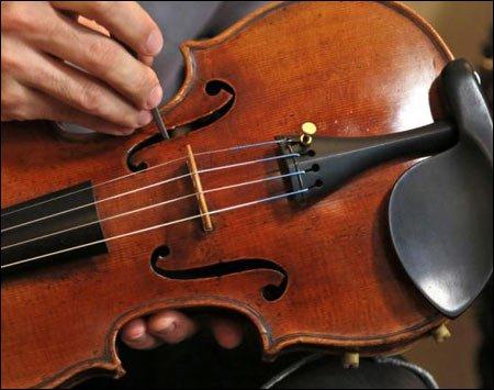 Violin Tonal Adjustment