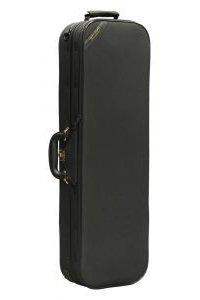 Super Light Oblong Violin Case Black